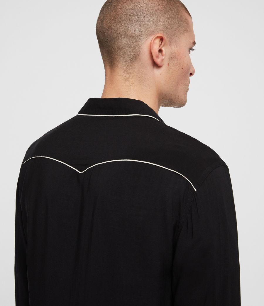 Hombre Camisa Nero (black) - Image 2