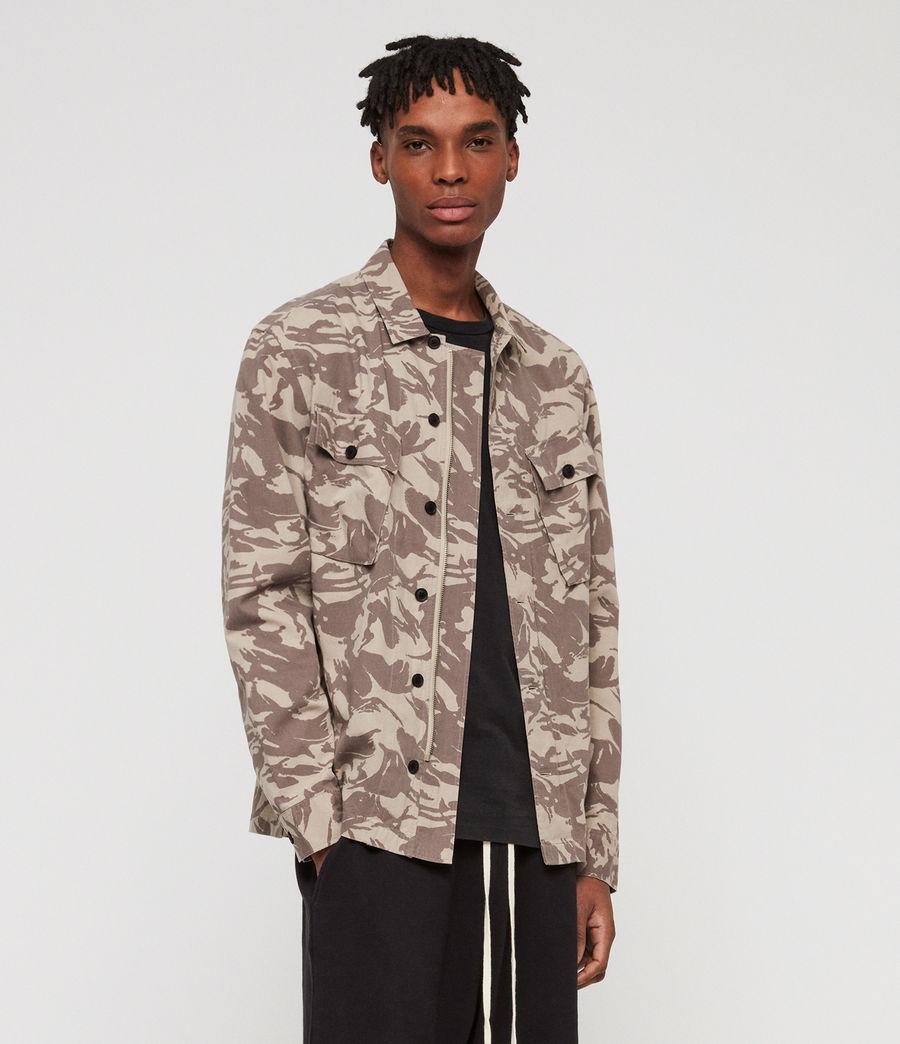 Men's Ordnance Shirt (sand) - Image 3