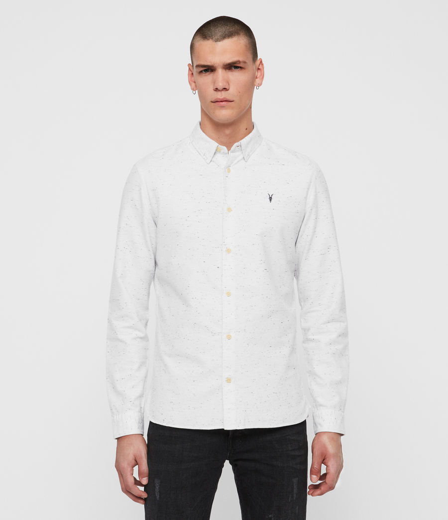 Men's Altmar Shirt (black_white) - Image 1