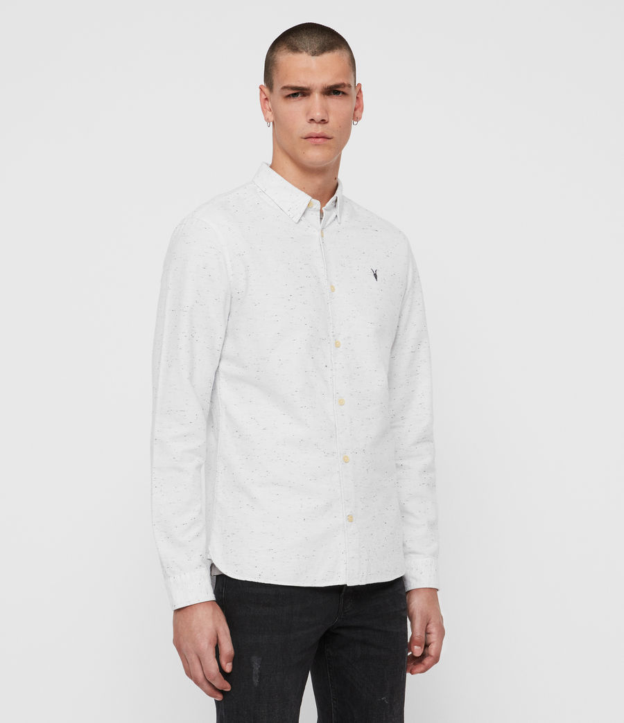 Men's Altmar Shirt (black_white) - Image 3