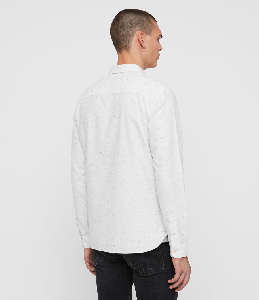 Men's Altmar Shirt (black_white) - Image 5