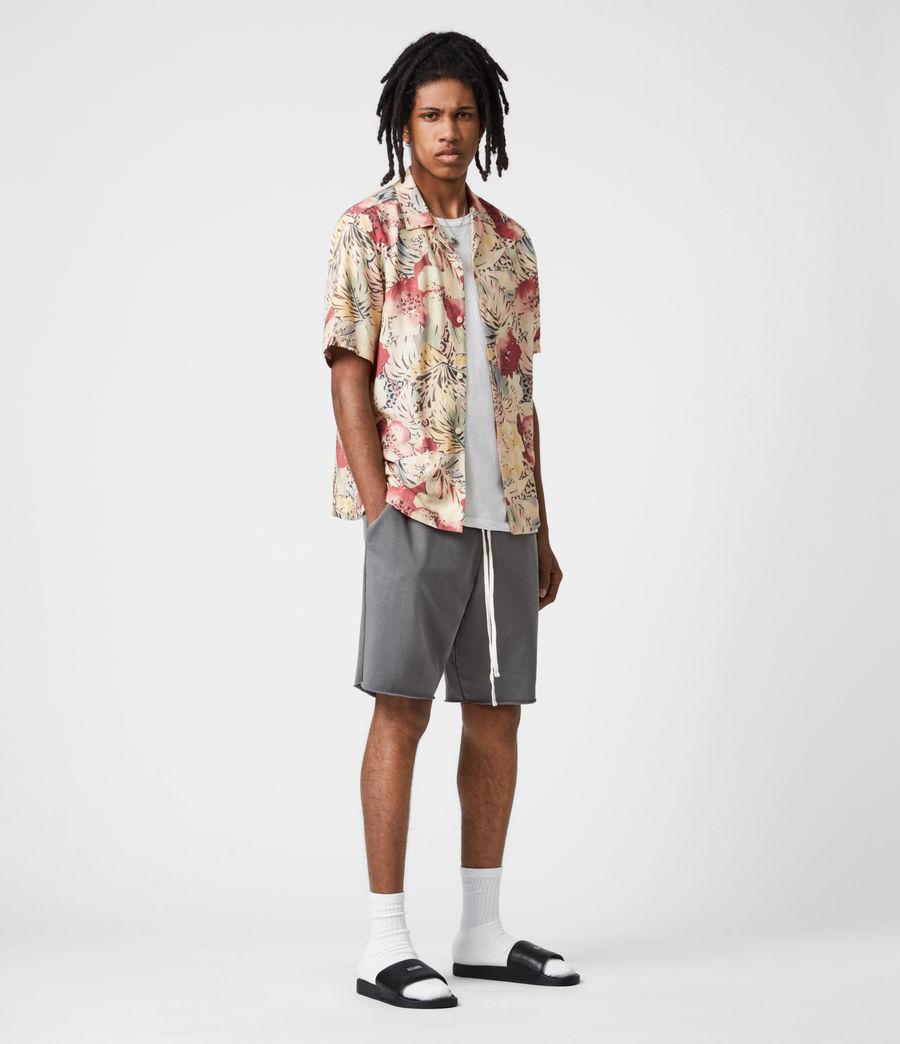 Men's Wailea Shirt (ecru) - Image 7
