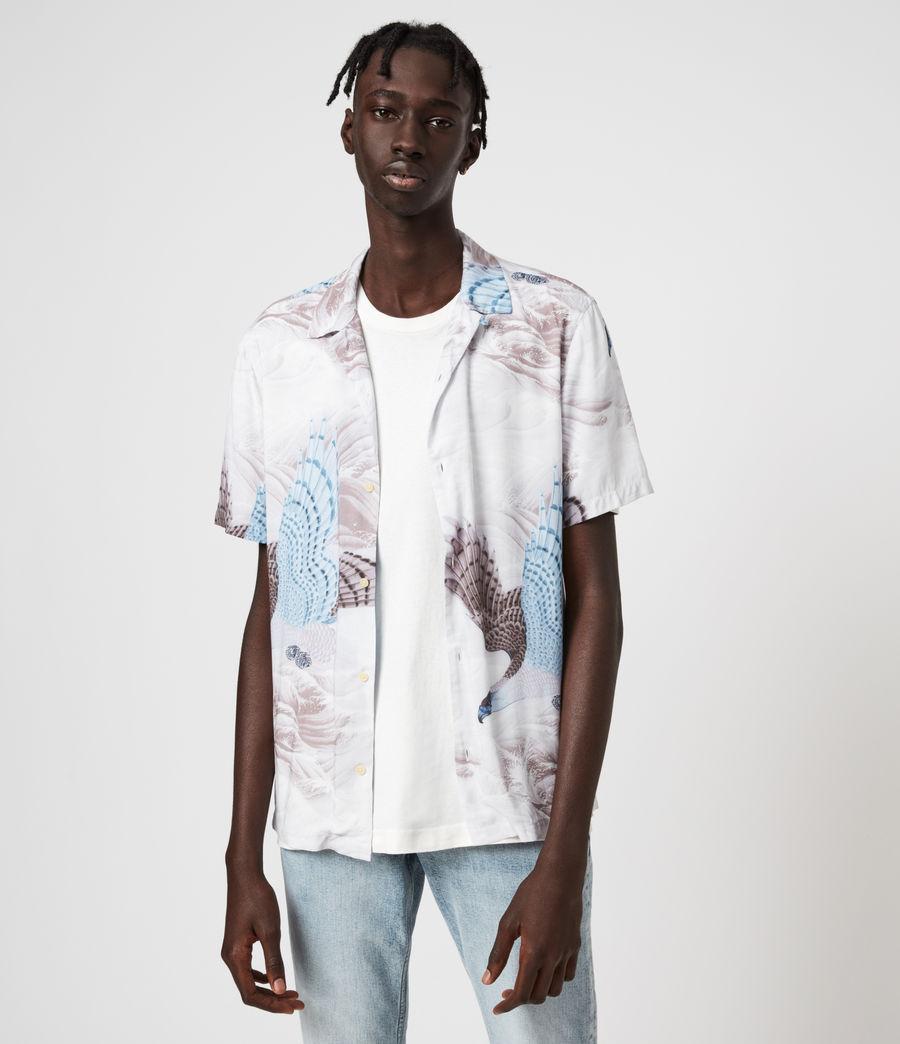 Mens Rapax Shirt (beige) - Image 1