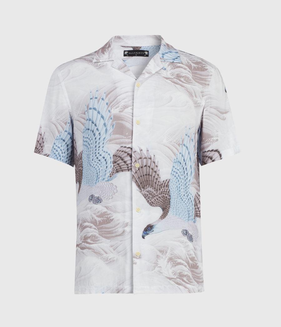 Mens Rapax Shirt (beige) - Image 2