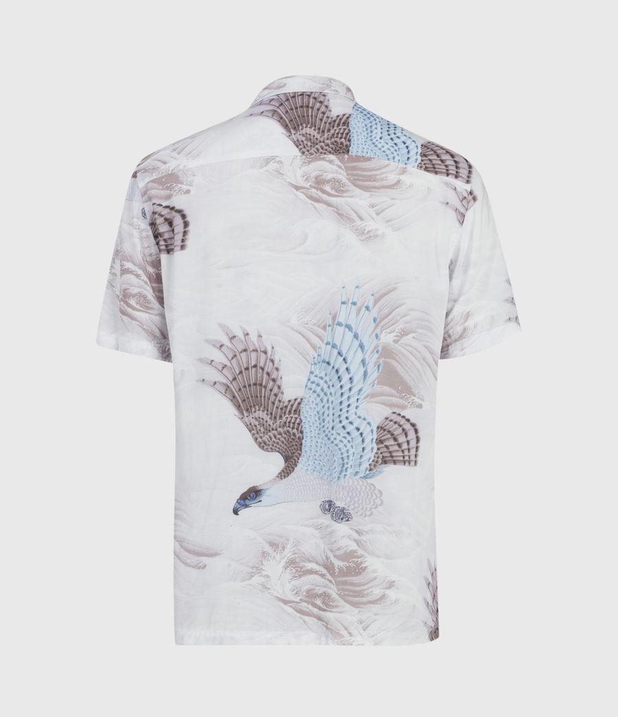 Mens Rapax Shirt (beige) - Image 3