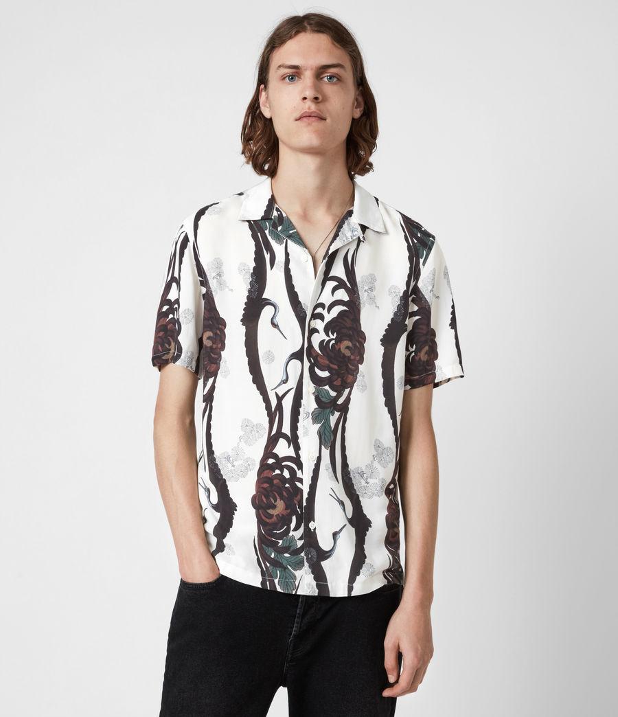Men's Havasu Shirt (ecru) - Image 1