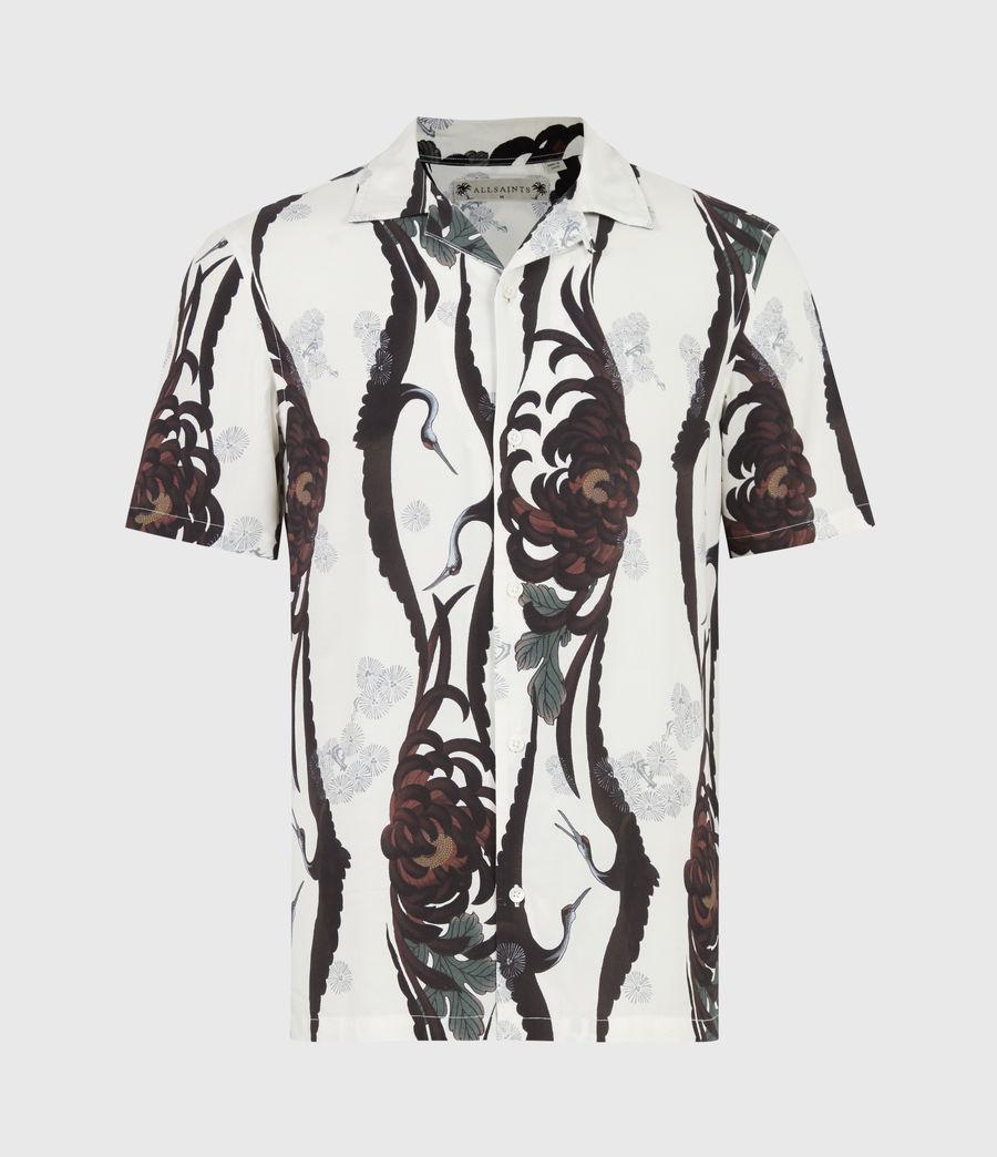 Men's Havasu Shirt (ecru) - Image 2