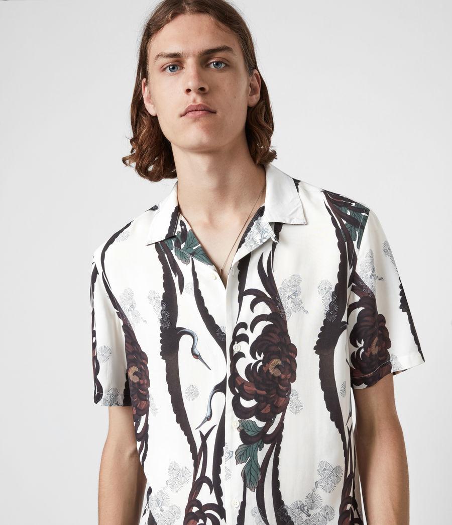 Men's Havasu Shirt (ecru) - Image 4