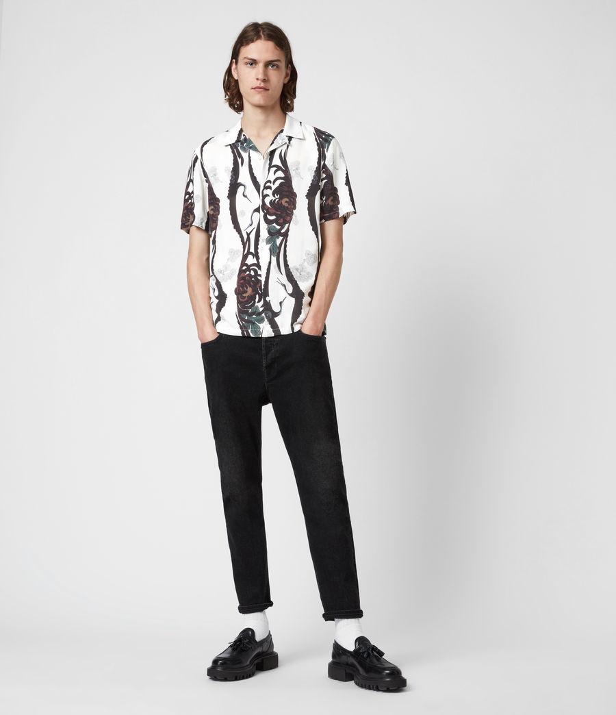 Men's Havasu Shirt (ecru) - Image 5