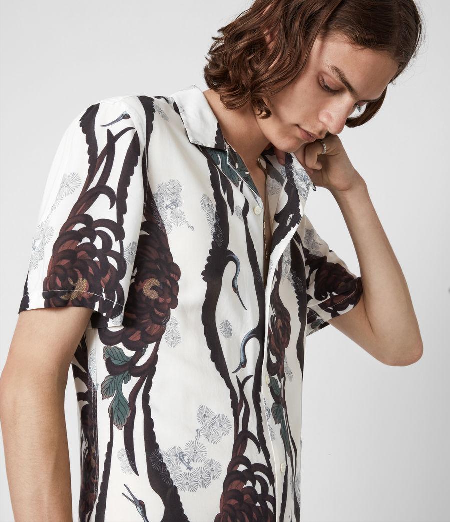 Men's Havasu Shirt (ecru) - Image 6