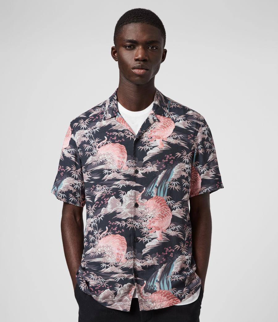 Hombre Medan Shirt (jet_black) - Image 1