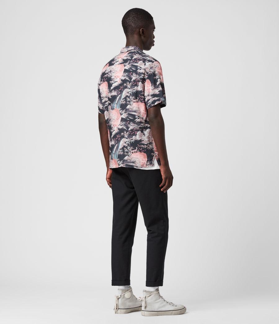 Hombre Medan Shirt (jet_black) - Image 5