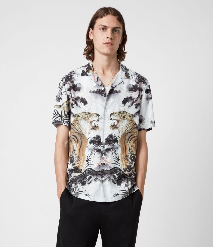 Hommes Gobi Shirt (light_grey) - Image 1