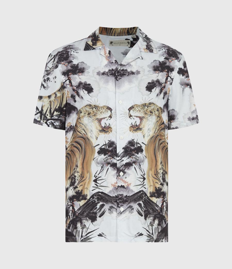 Hommes Gobi Shirt (light_grey) - Image 2