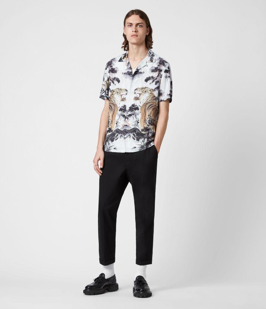 Hommes Gobi Shirt (light_grey) - Image 4