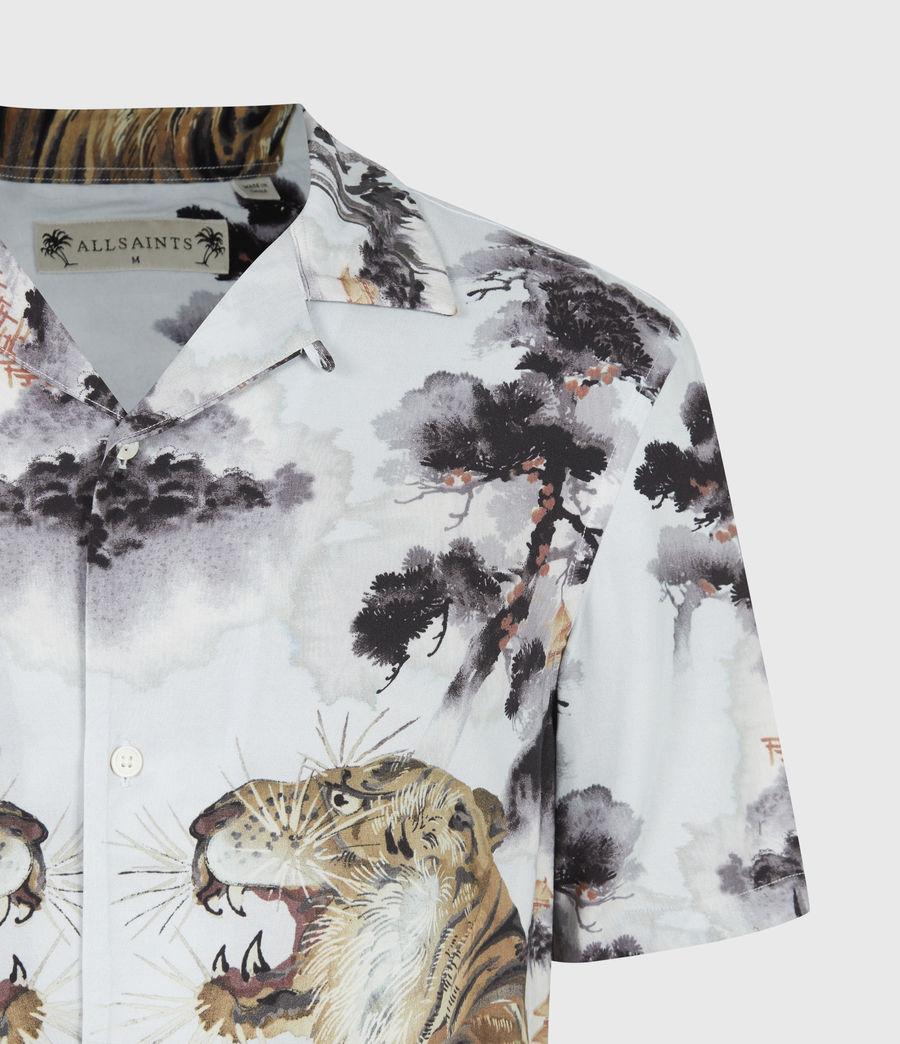 Hommes Gobi Shirt (light_grey) - Image 5