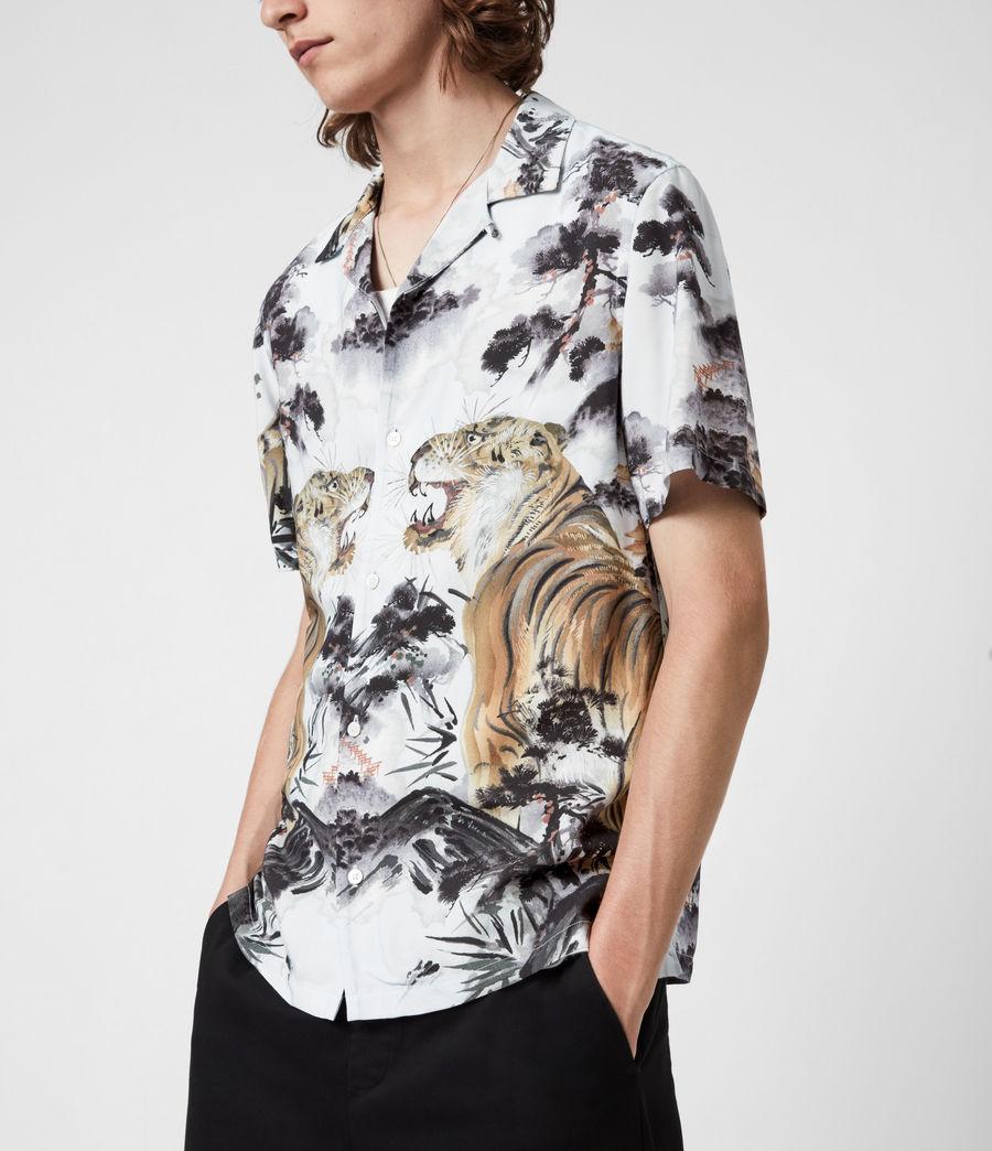 Hommes Gobi Shirt (light_grey) - Image 6