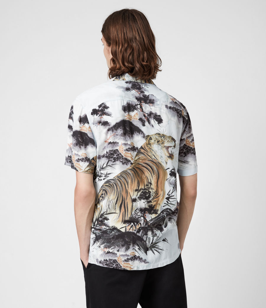 Hommes Gobi Shirt (light_grey) - Image 7