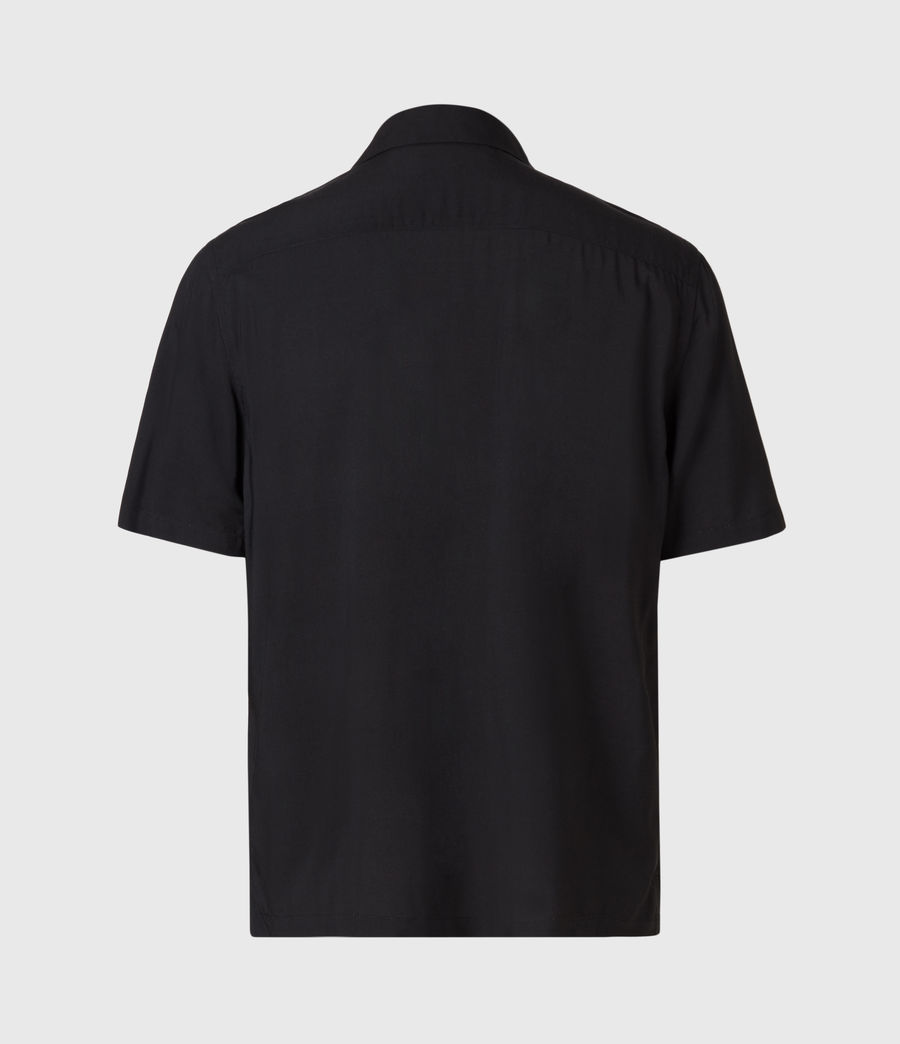 Men's Dragonstone Shirt (jet_black) - Image 3