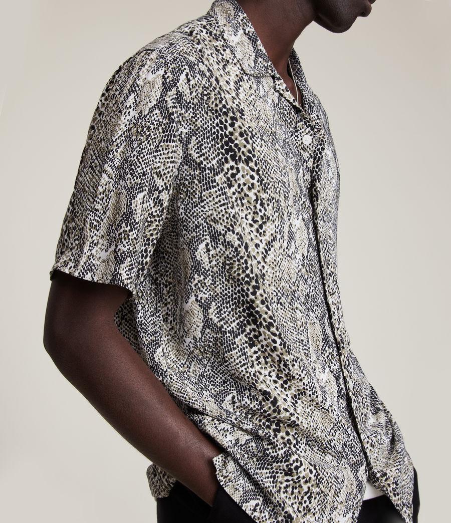 Men's Reptilia Shirt (off_white) - Image 2
