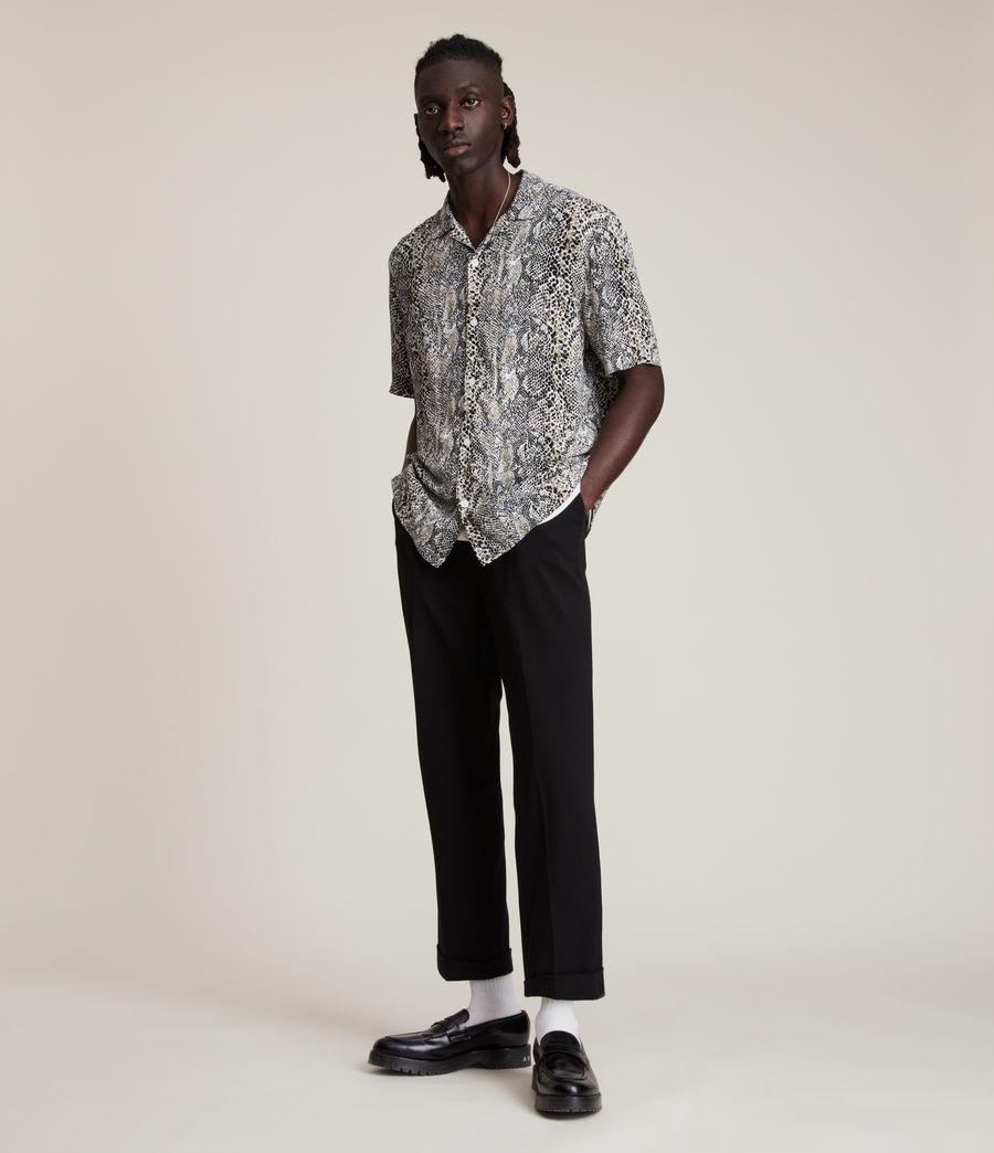 Men's Reptilia Shirt (off_white) - Image 3
