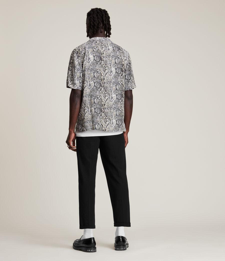 Men's Reptilia Shirt (off_white) - Image 4