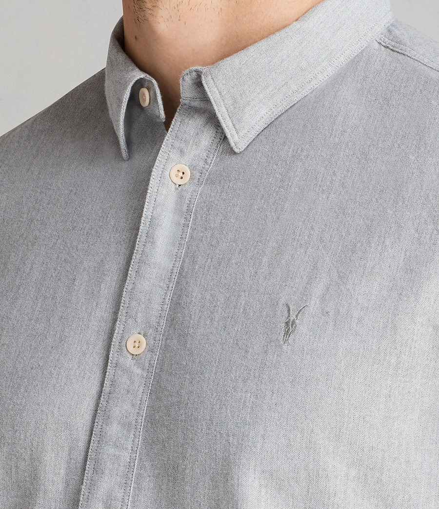 Men's Millard Shirt (light_grey) - Image 2