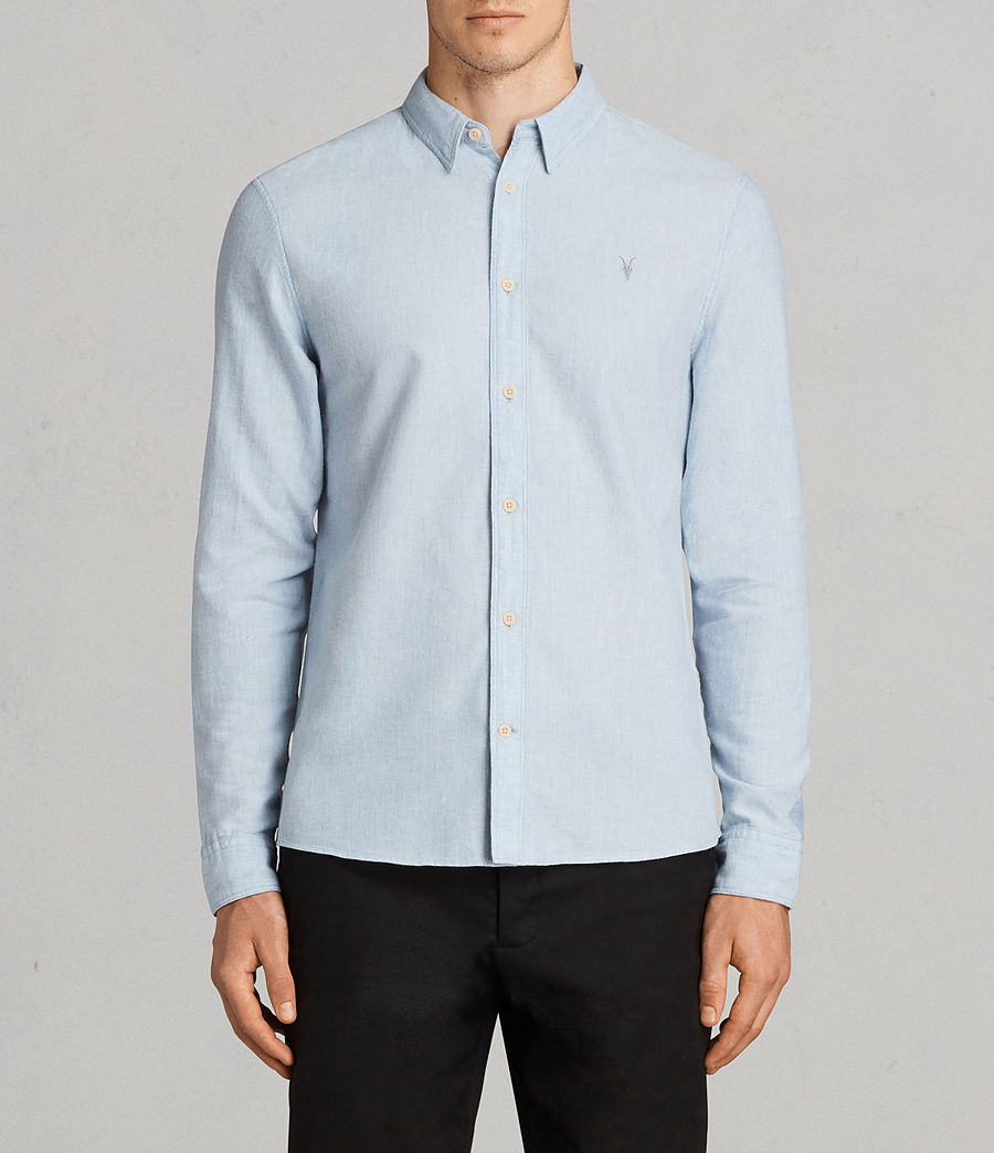 Men's Millard Shirt (light_blue) - Image 1