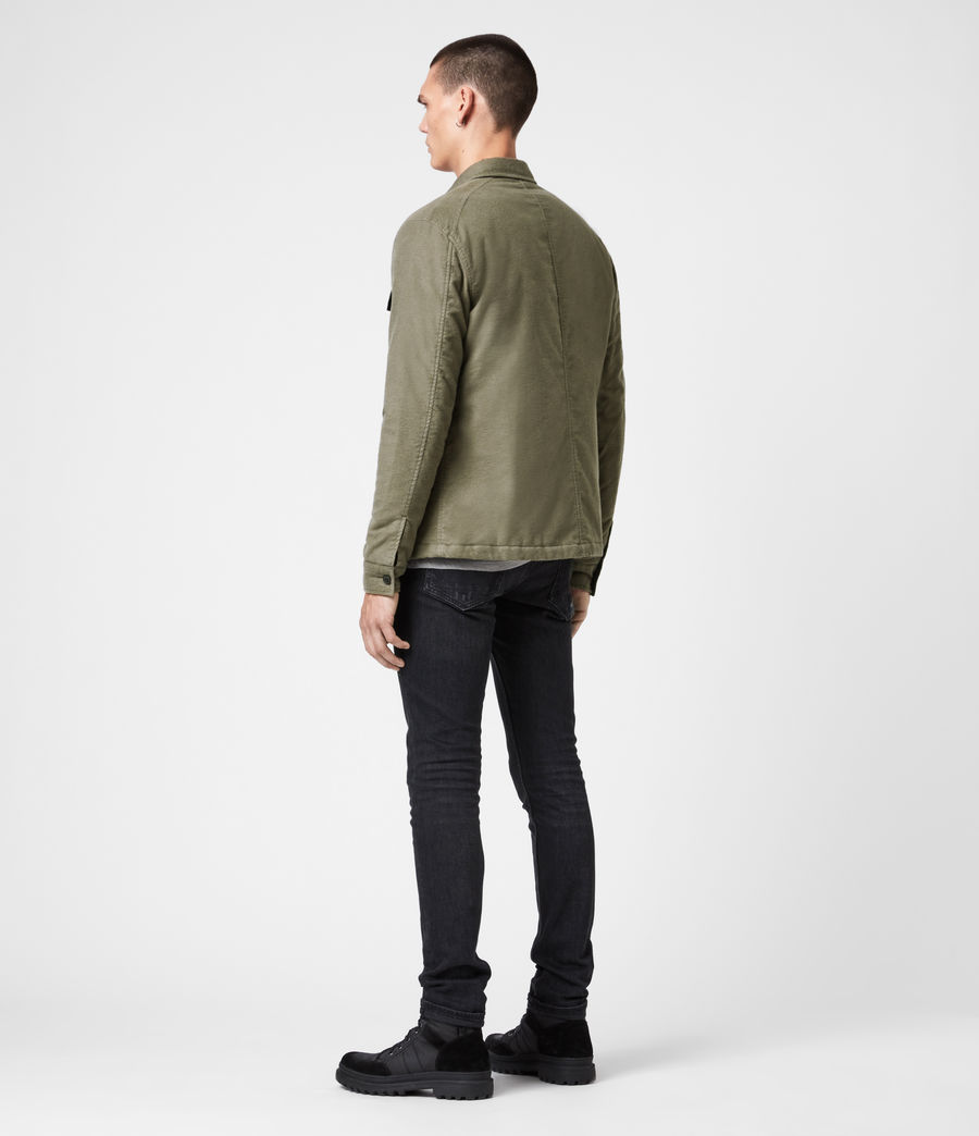 Mens Boldt Shirt (khaki_green) - Image 5