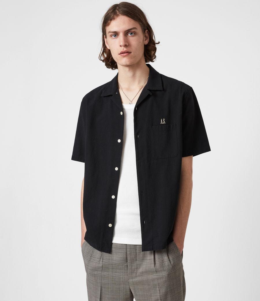 Men's Disarm Shirt (jet_black) - Image 1