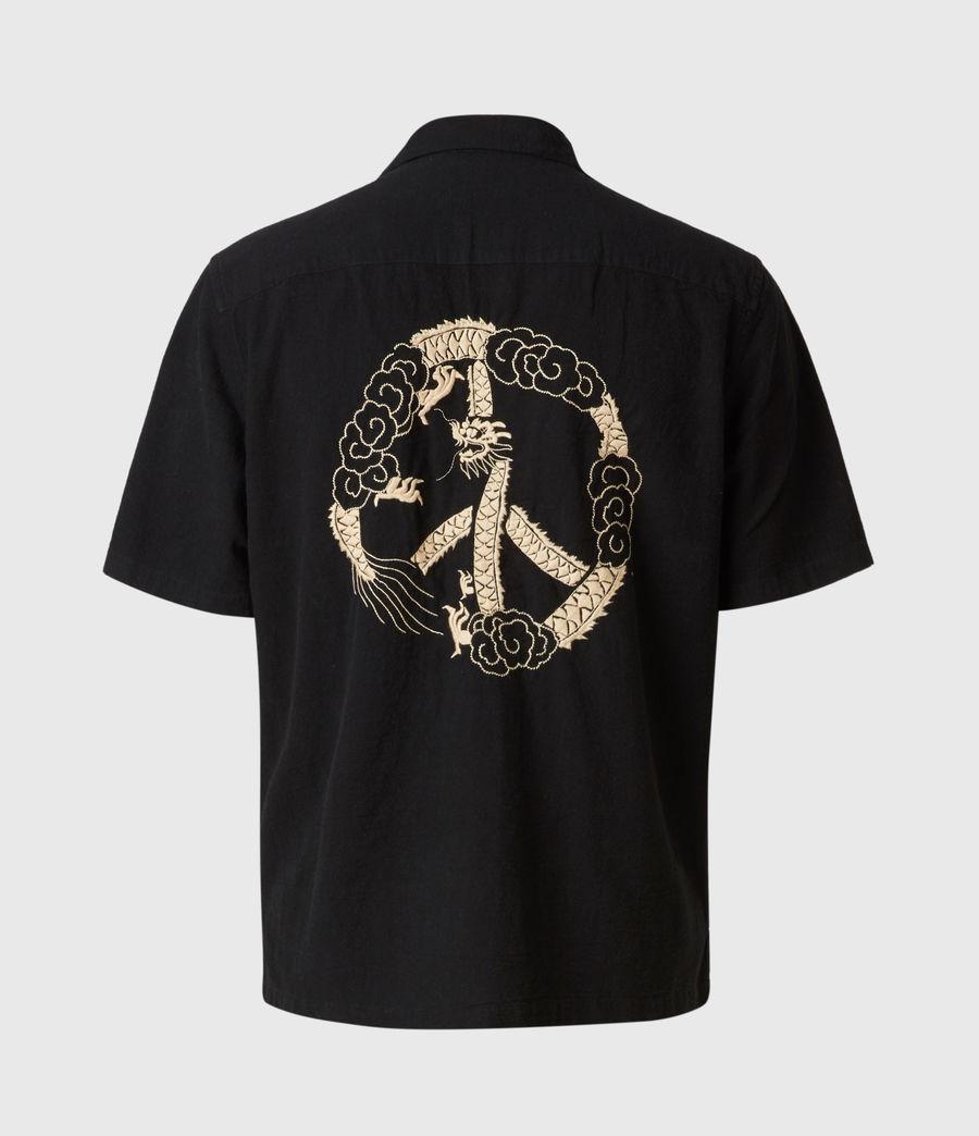 Men's Disarm Shirt (jet_black) - Image 2