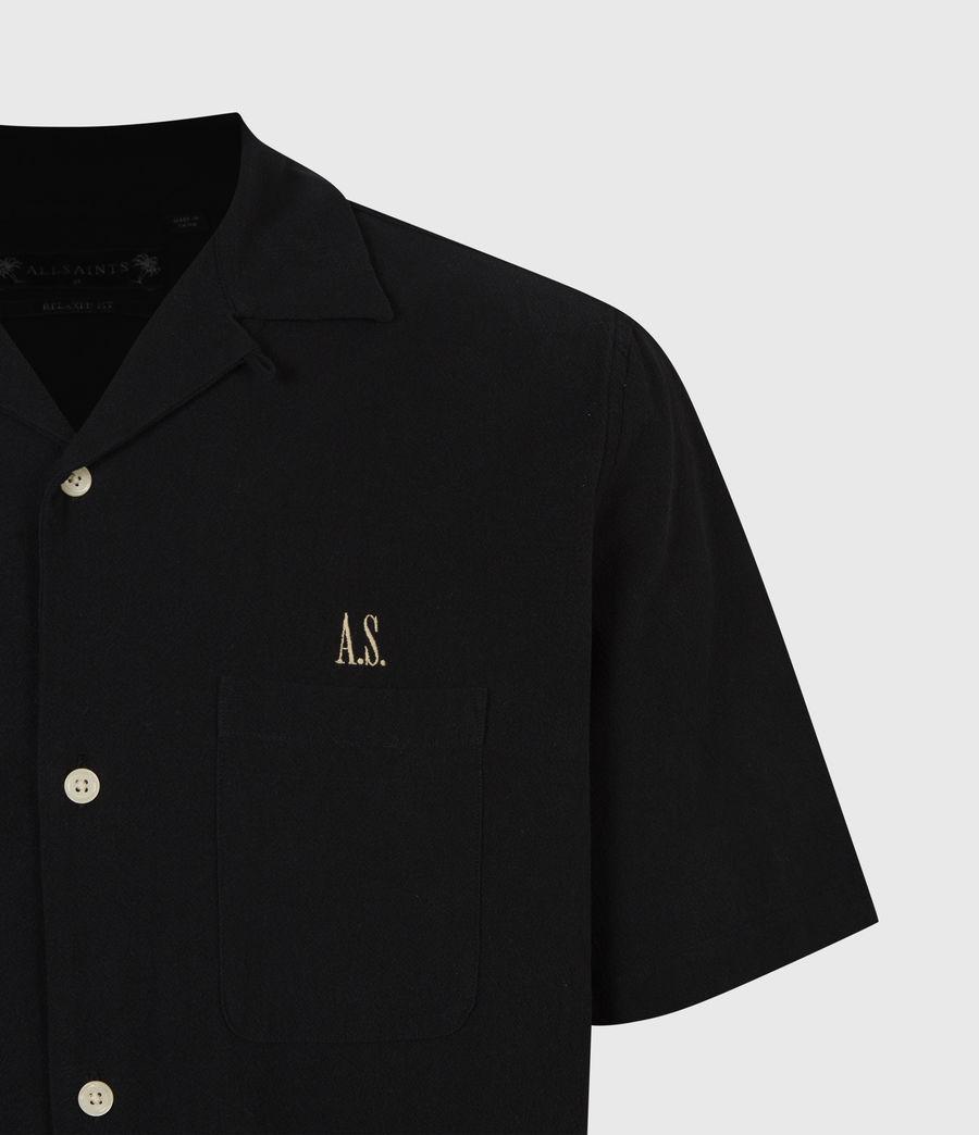 Men's Disarm Shirt (jet_black) - Image 5