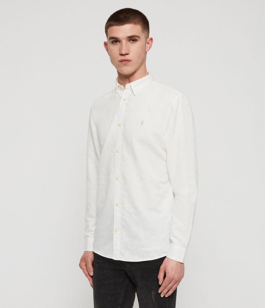 Men's Eastlake Shirt (optic_white) - Image 1