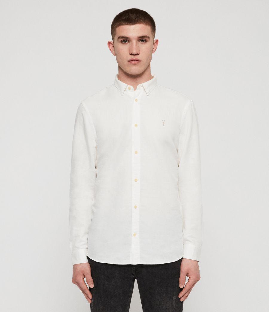 Men's Eastlake Shirt (optic_white) - Image 4