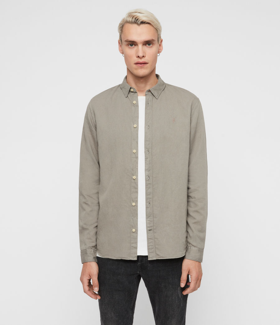 Men's Eastlake Shirt (sheal_green) - Image 1
