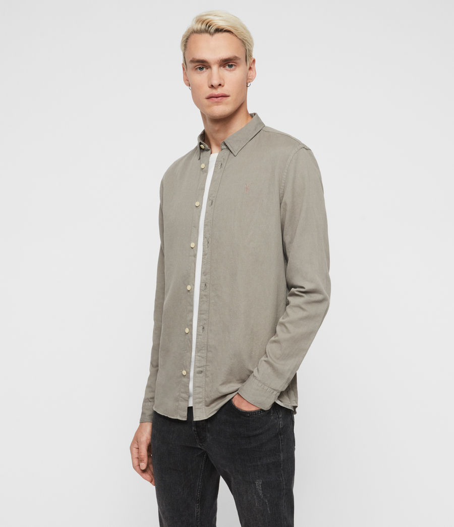 Men's Eastlake Shirt (sheal_green) - Image 4