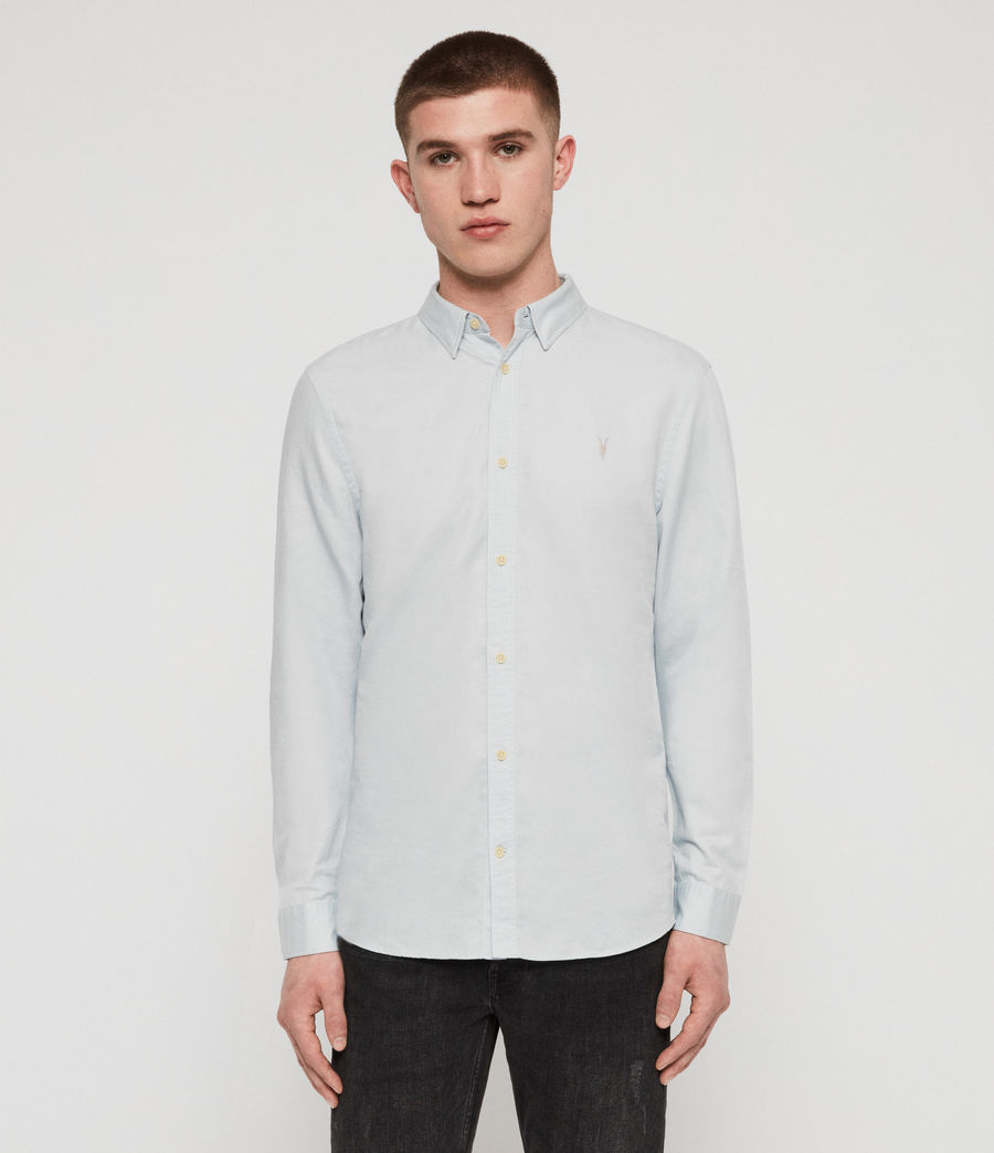 Men's Eastlake Shirt (sol_blue) - Image 1