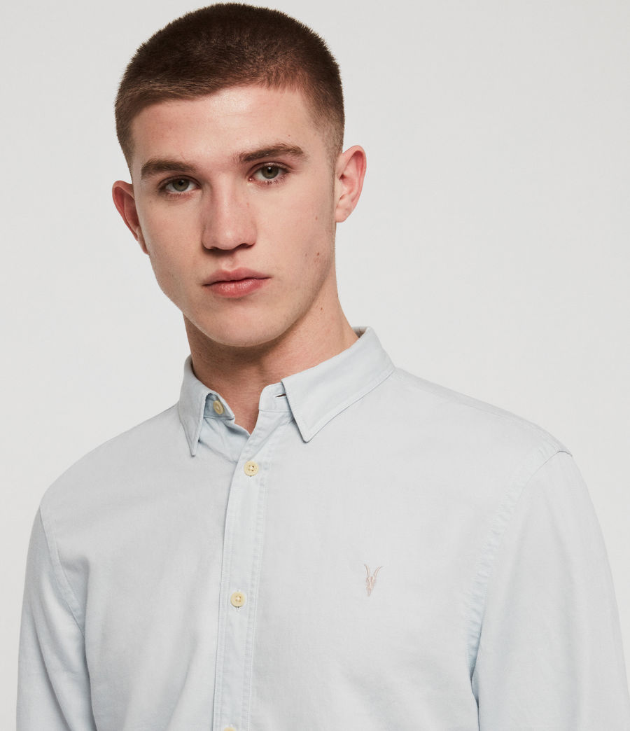 Men's Eastlake Shirt (sol_blue) - Image 2