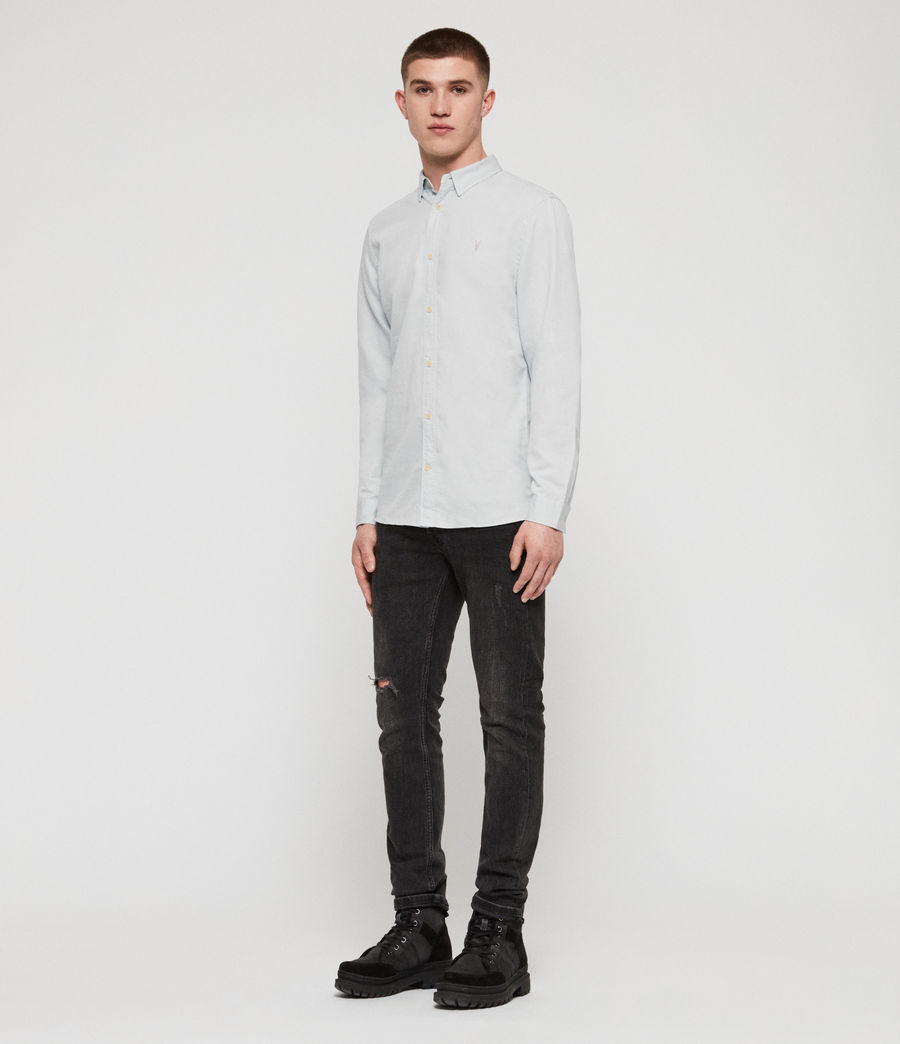 Men's Eastlake Shirt (sol_blue) - Image 3