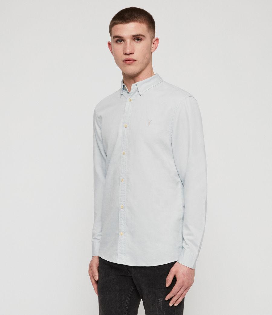 Uomo Eastlake Shirt (sol_blue) - Image 4