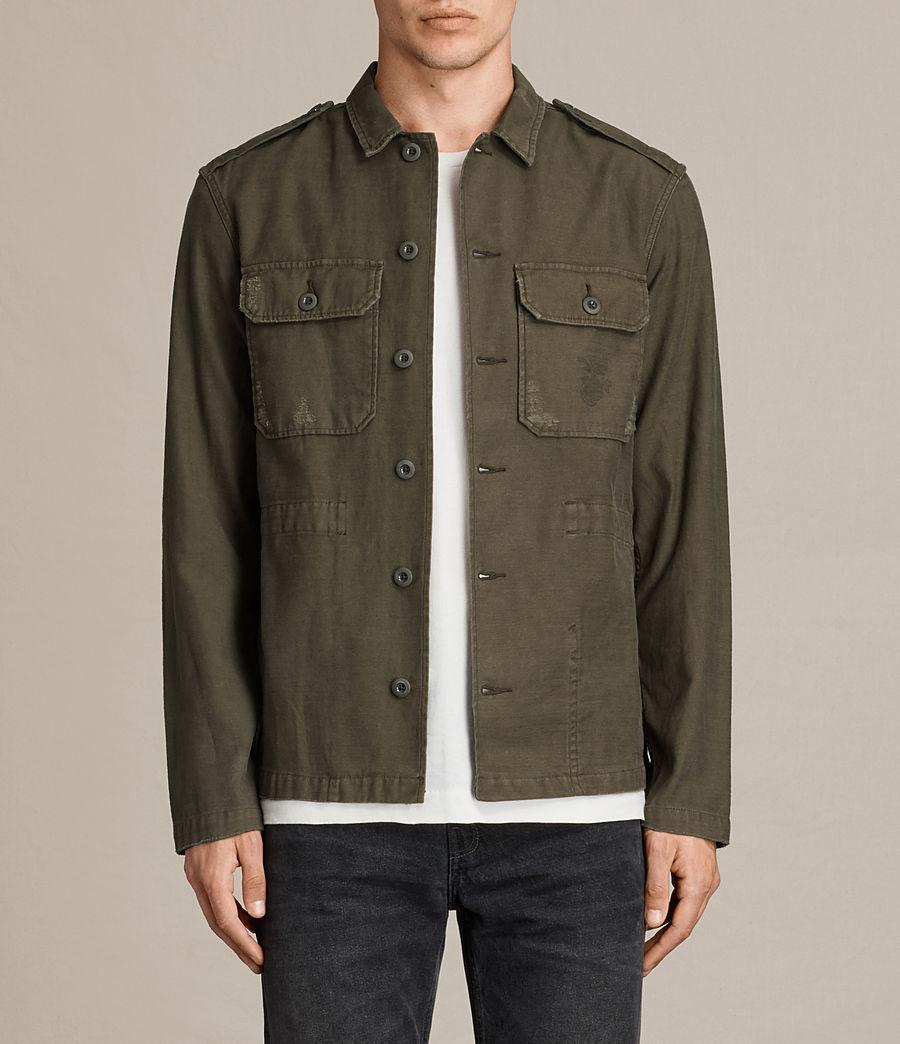Mens Sapper Shirt (khaki_green) - Image 1