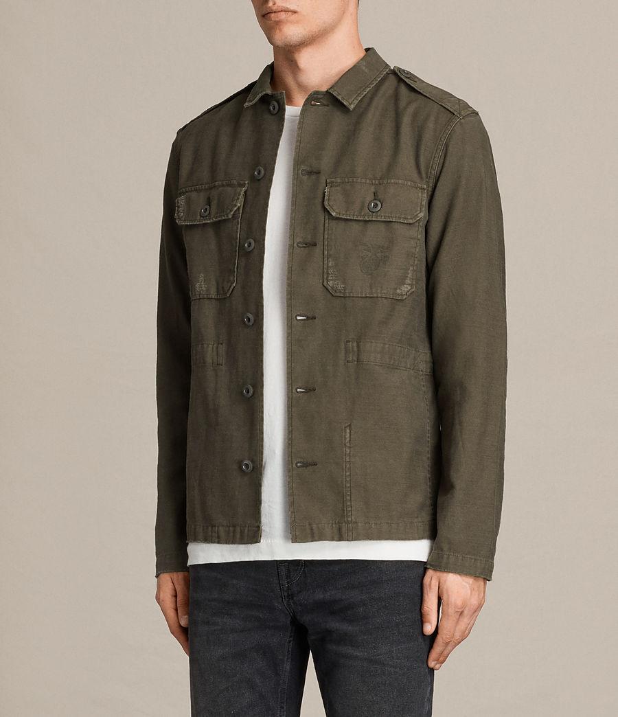 Mens Sapper Shirt (khaki_green) - Image 3