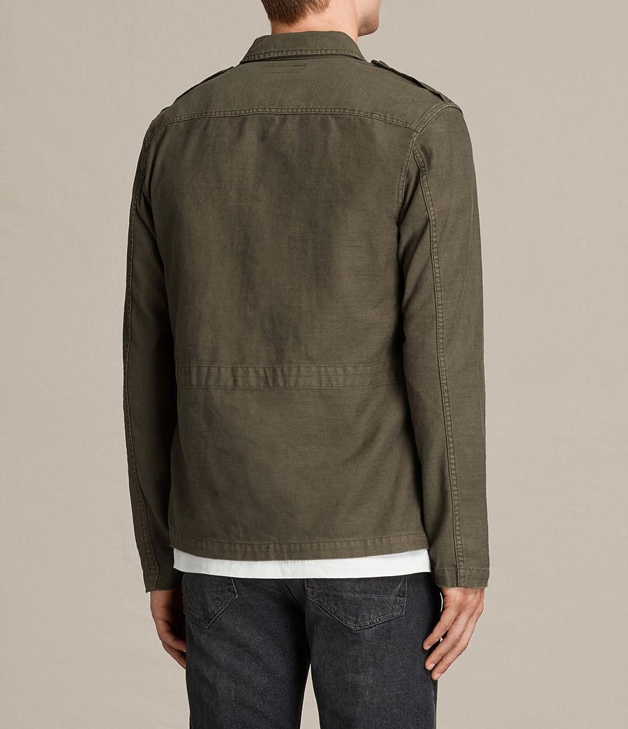 Mens Sapper Shirt (khaki_green) - Image 4
