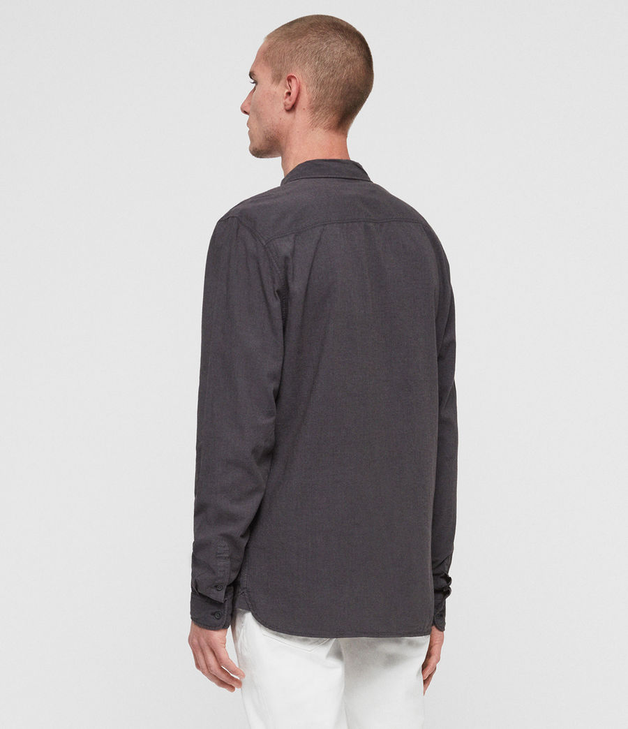 Men's Wayland Shirt (slate_grey) - Image 4