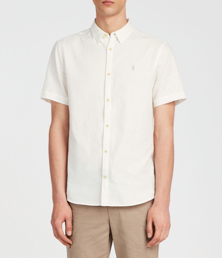 Hommes Chemise Sanborn (white) - Image 1