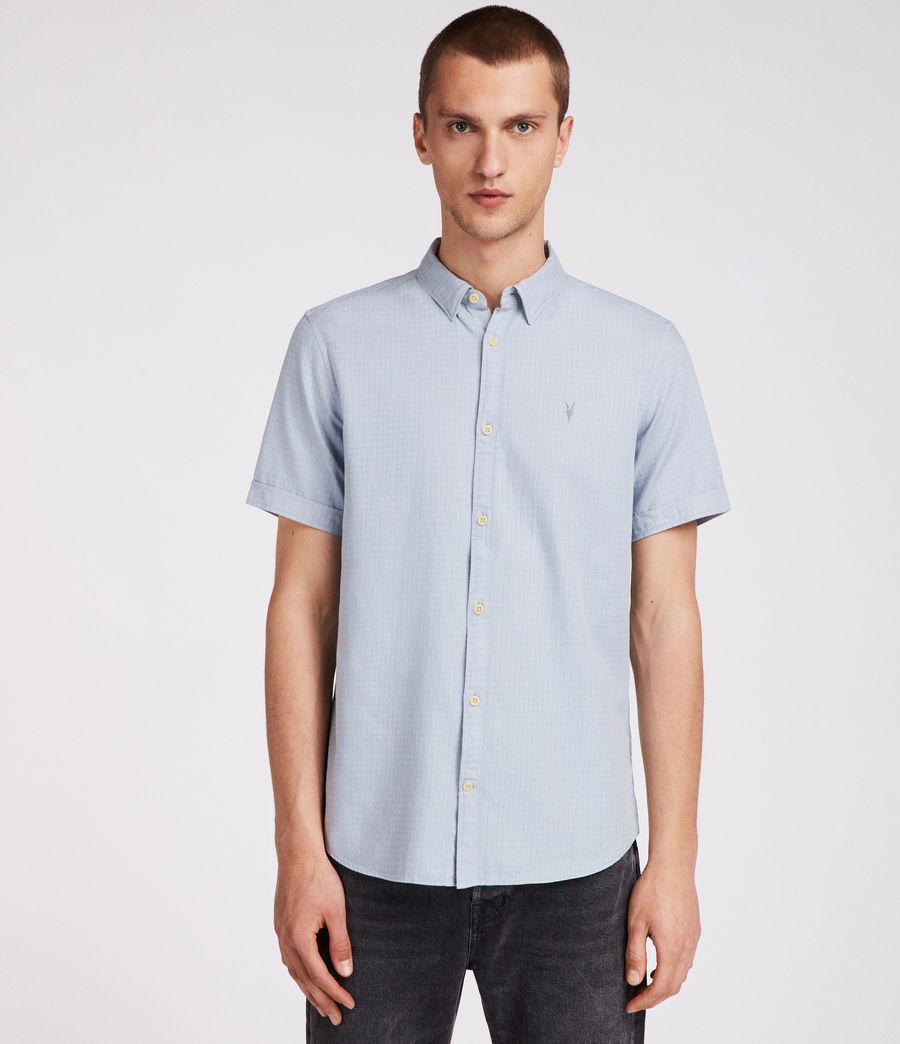 Hombre Camisa Sanborn (blue) - Image 1