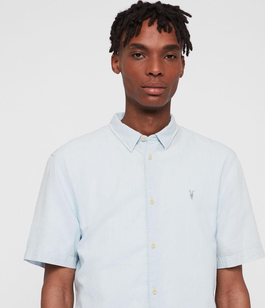 Mens Wayland Shirt (sol_blue) - Image 2