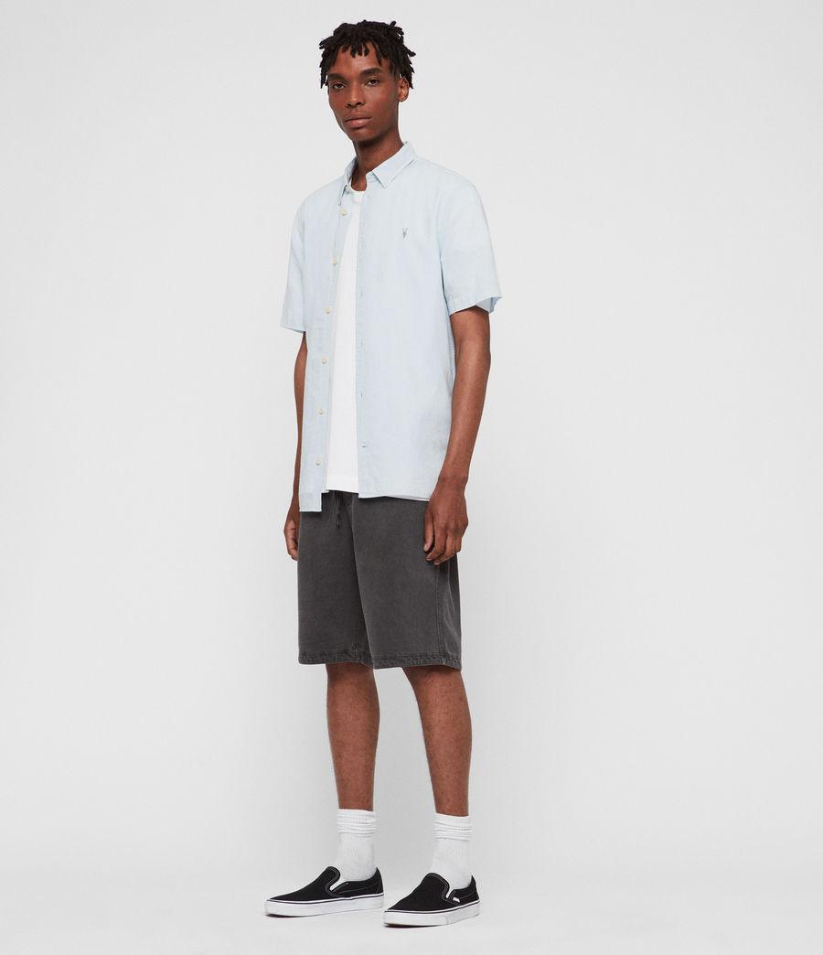 Mens Wayland Shirt (sol_blue) - Image 3