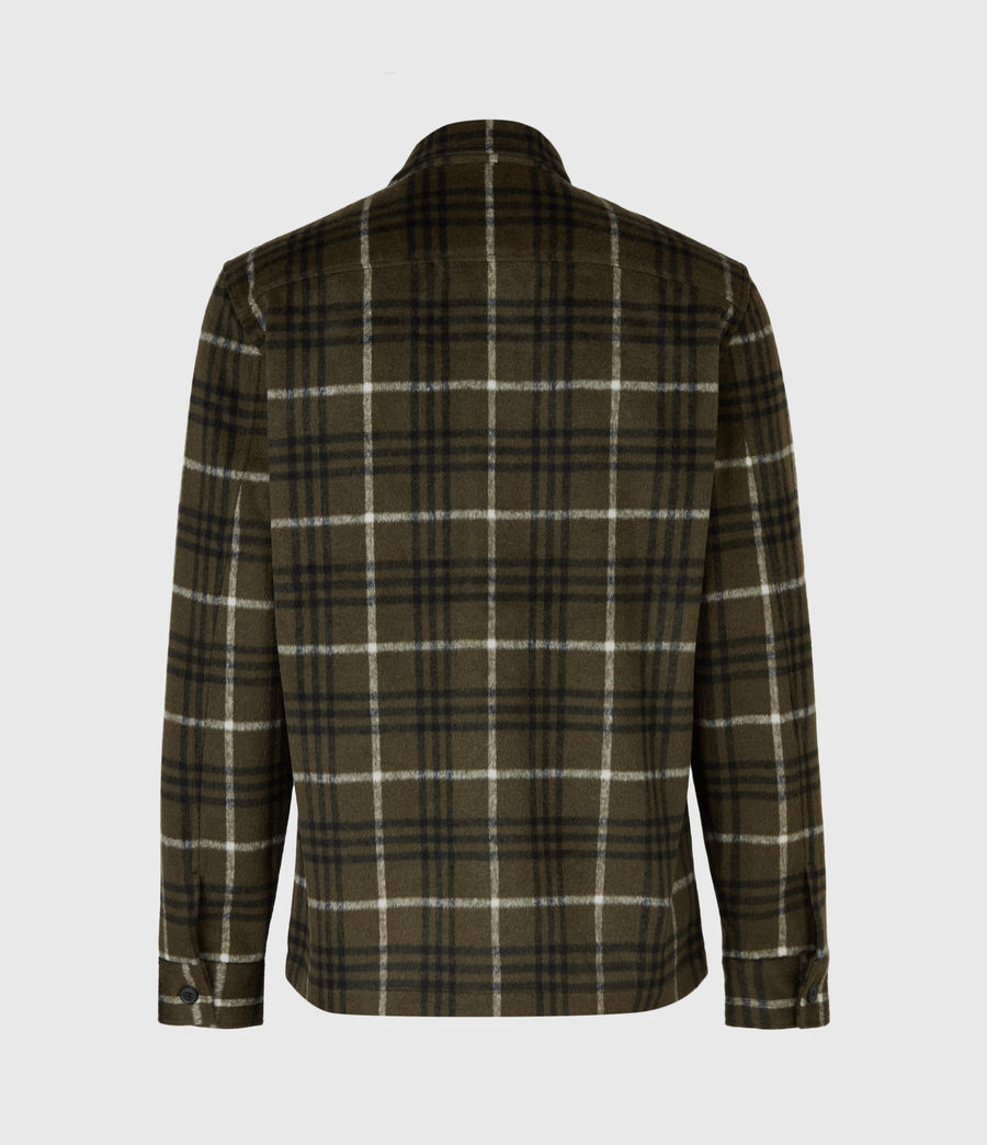 Men's Berthold Shirt (birch_green_jt_blk) - Image 3