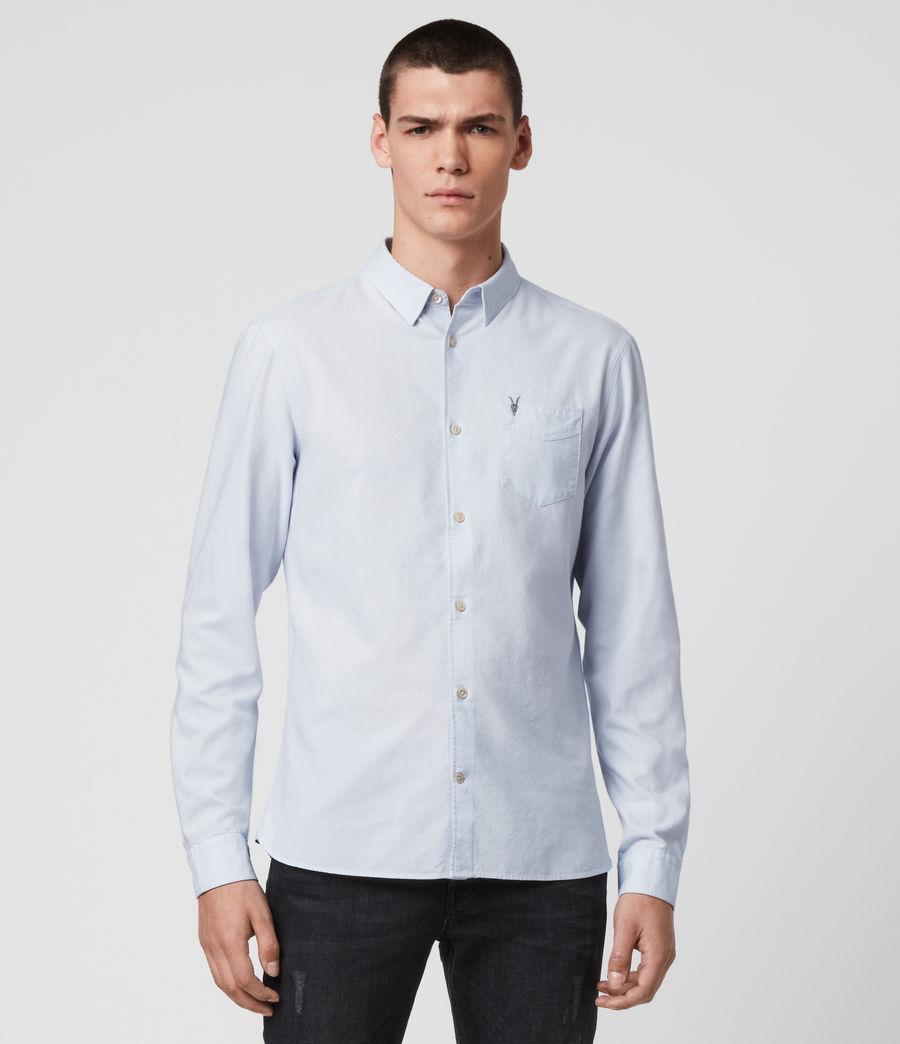 Men's Newport Shirt (light_blue) - Image 1